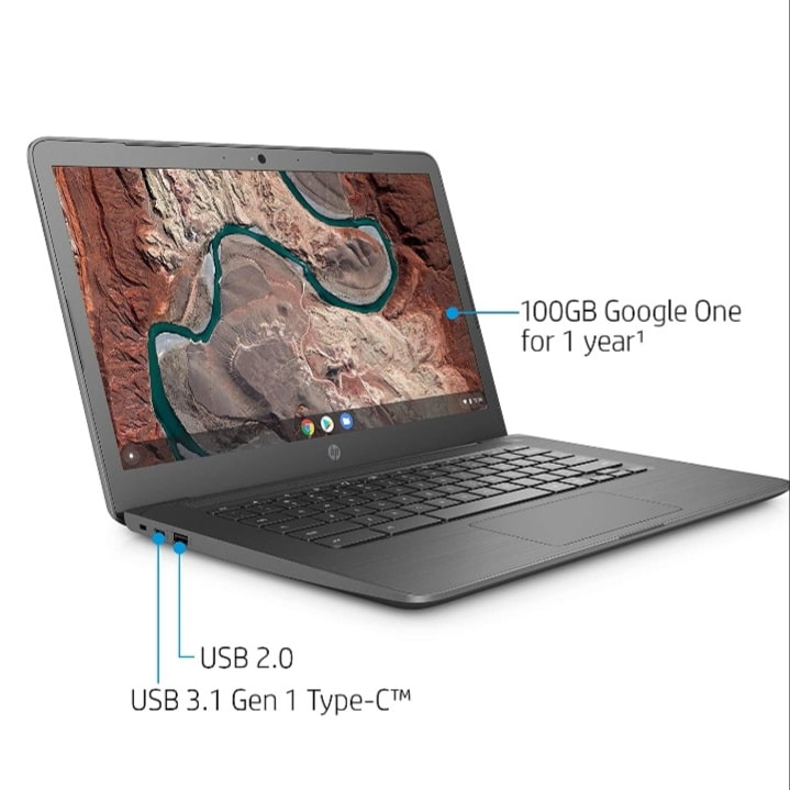 HP Chrome 14 Inches Laptop