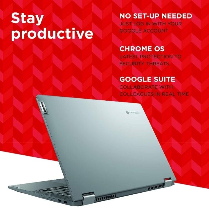 Lenovo Chromebook Flex 5 13 inches laptop