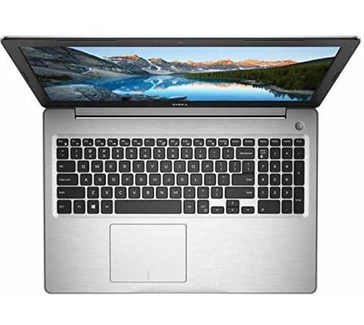 Dell inspiron 15 5000 i7 silver color laptop