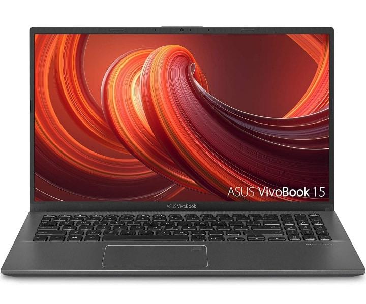 ASUS VivoBook 15 best gaming laptops under $500